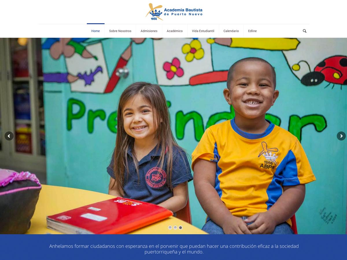 Academia Bautista de Puerto Nuevo