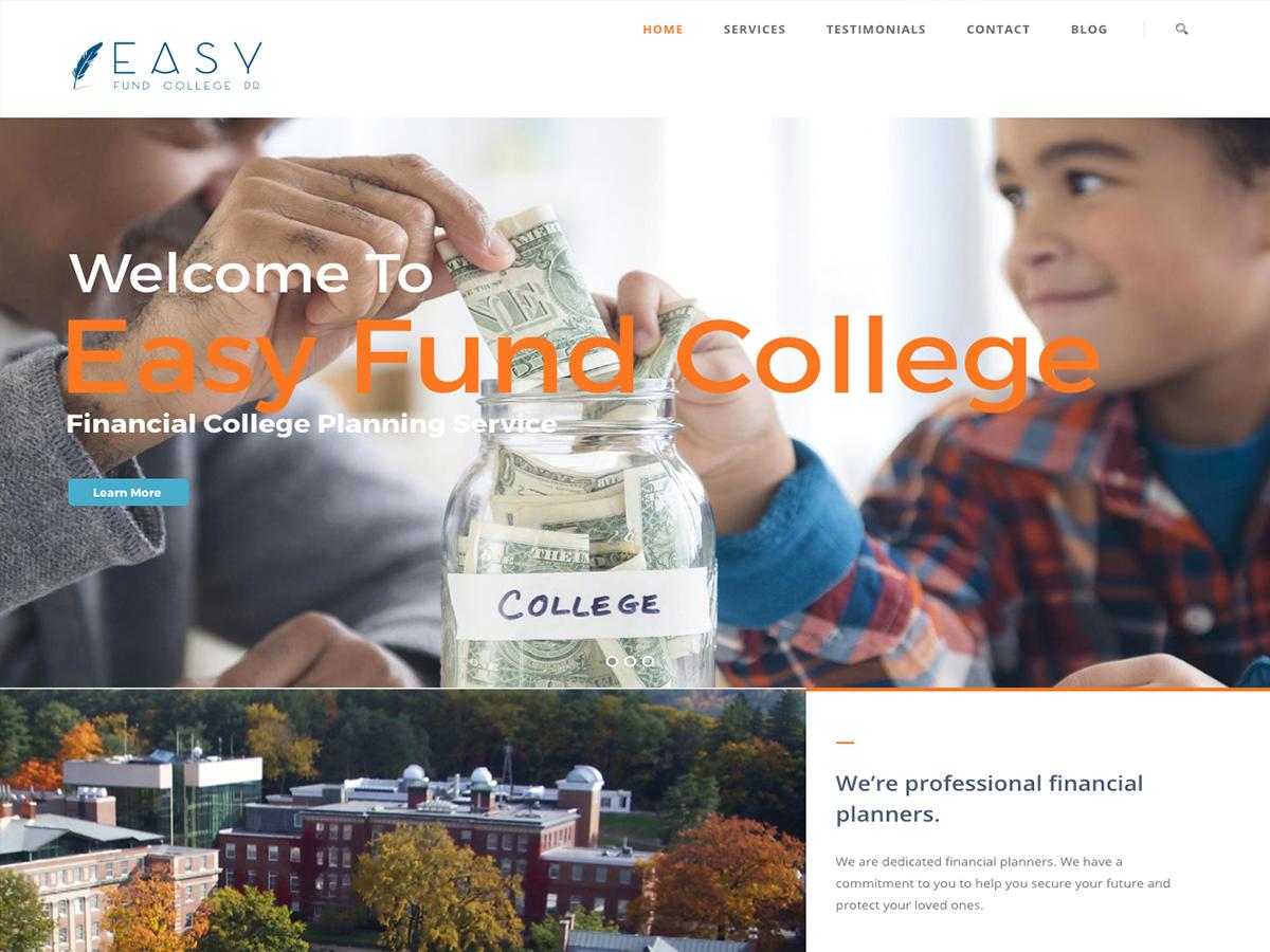 Easy Fund College PR