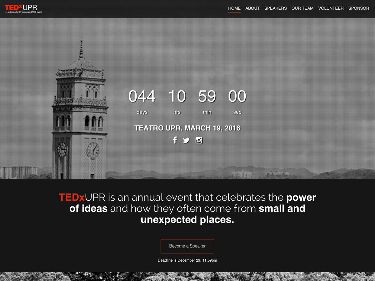 TedX UPR