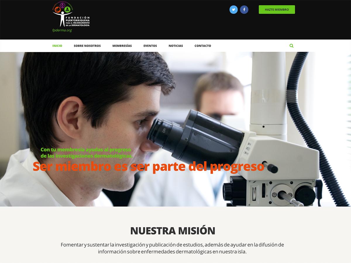 Fundación Mejoramiento Dermatología PR