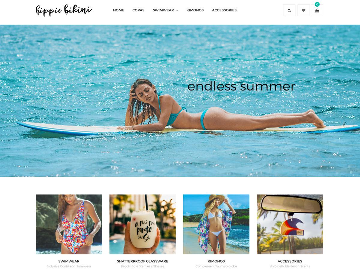 Hippie Bikini